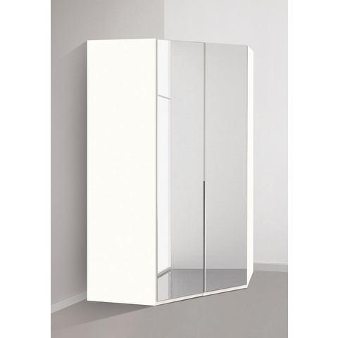 Kledingkasten Wimex hoekgarderobekast met spiegel New York 812424