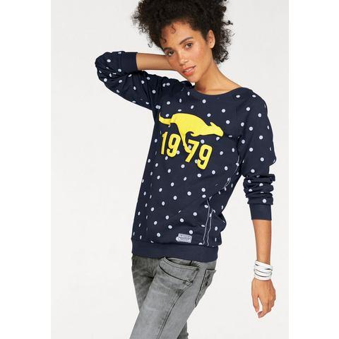 NU 15% KORTING: KANGAROOS sweatshirt