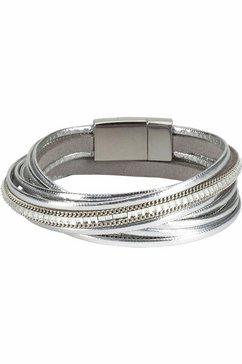 j.jayz wikkelarmband zilver