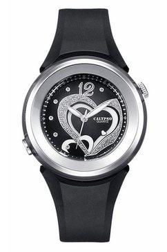 calypso watches kwartshorloge »k5576-6« zwart