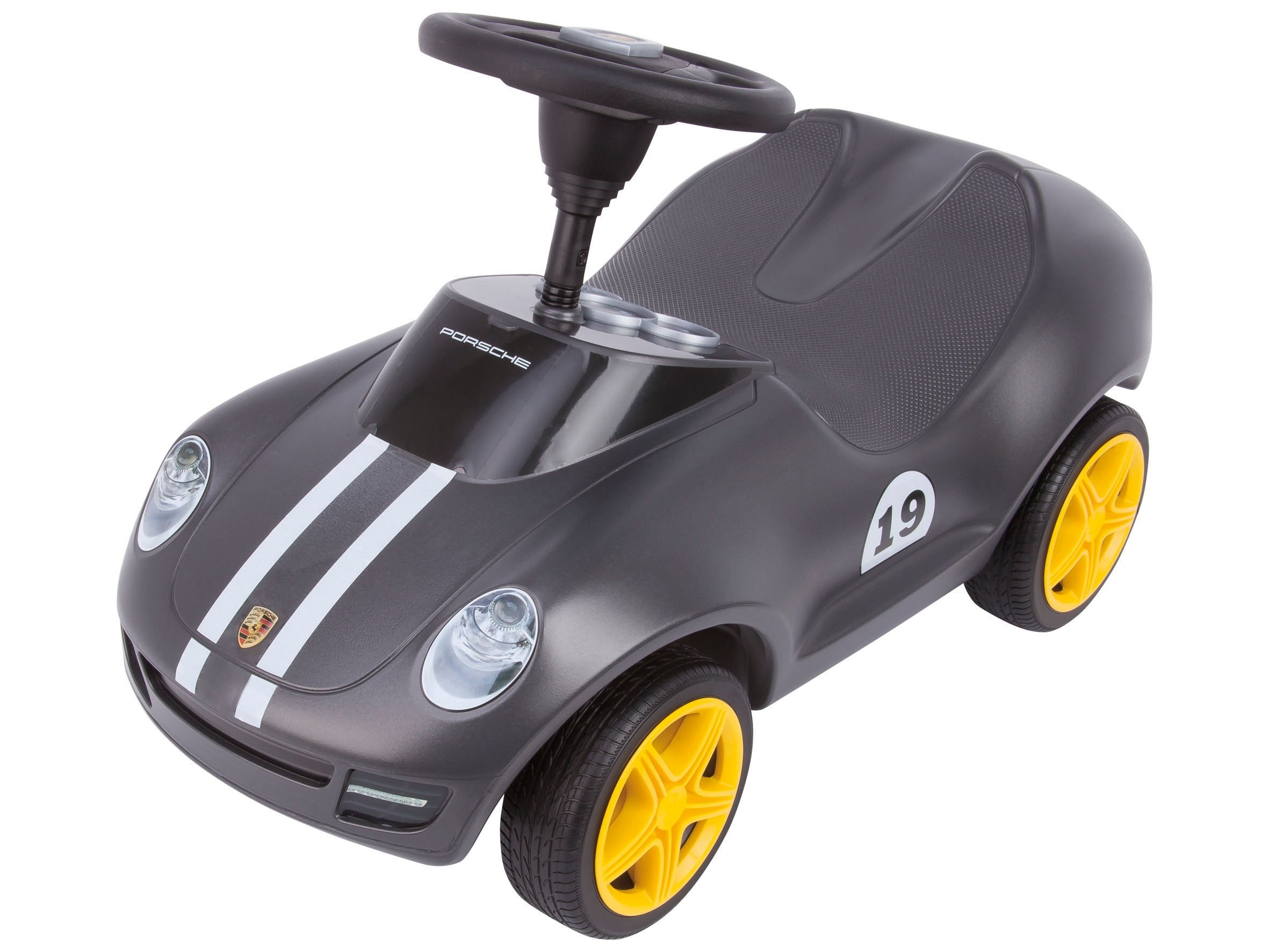 Big loopauto, »Baby Porsche« - verschillende betaalmethodes