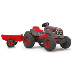 smoby traptractor 'stronger xxl' rood