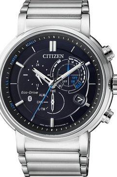 citizen chronograaf »proximity, bz1001-86e« zilver