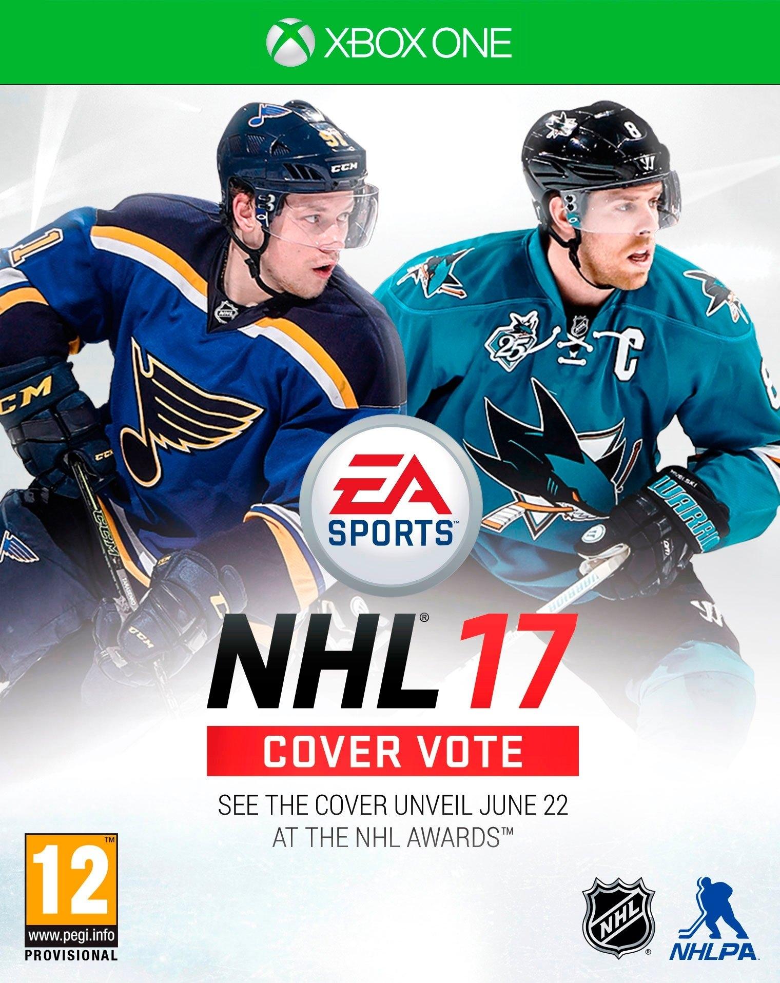 Microsoft XBox One, NHL 17 nu online bestellen
