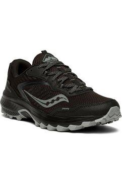 saucony runningschoenen excursion tr15 gore-tex zwart