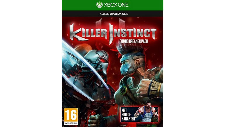 xbox one killer instinct combo breaker pack online. Black Bedroom Furniture Sets. Home Design Ideas