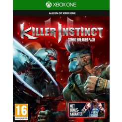 xbox one ,  killer instinct (combo breaker pack)