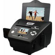 rollei pdf-s240 foto--diafilm-scanner, 6,1 cm (2,4 inch) display zwart