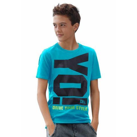 CFL T-shirt, 'YO!'