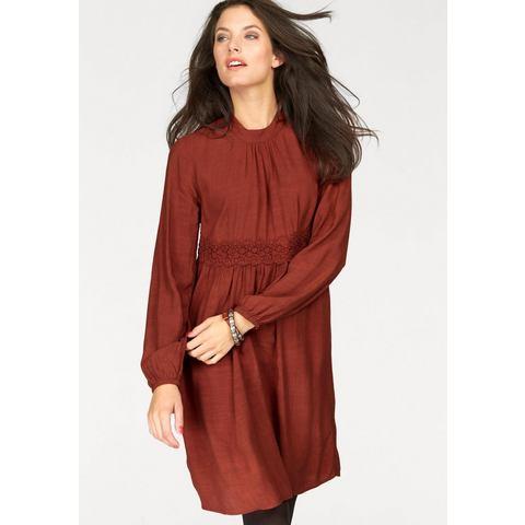 Picture ANISTON jurk in A-lijn bruin 584349