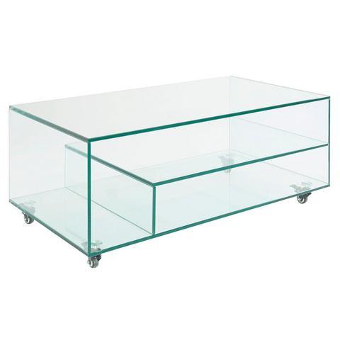 Lowboard glas TV-kast 337