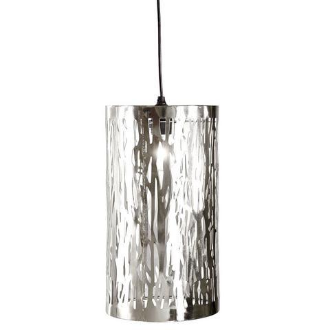 Hanglamp heine home zilverkleur 4380