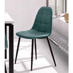 stoelen (set van 2) blauw