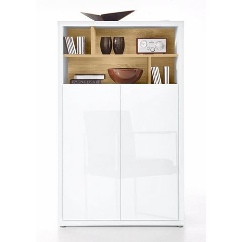 Dressoirs roomed highboard Moro breedte 86 cm 284984