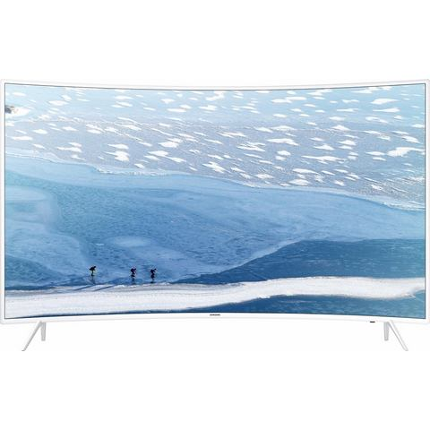 SAMSUNG UE55KU6519UXZG, curved LED-TV, 138 cm (55 inch), 2160p (4K Ultra HD), Smart TV