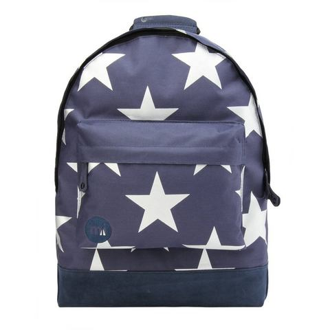 mi pac. rugzak met laptopvak, Backpack, Stars XL Navy Silver