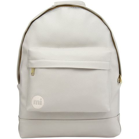 mi pac. rugzak met laptopvak, Backpack, Tumbled Light Grey