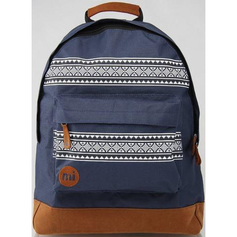 mi pac. rugzak met laptopvak, Backpack, Nordic Navy