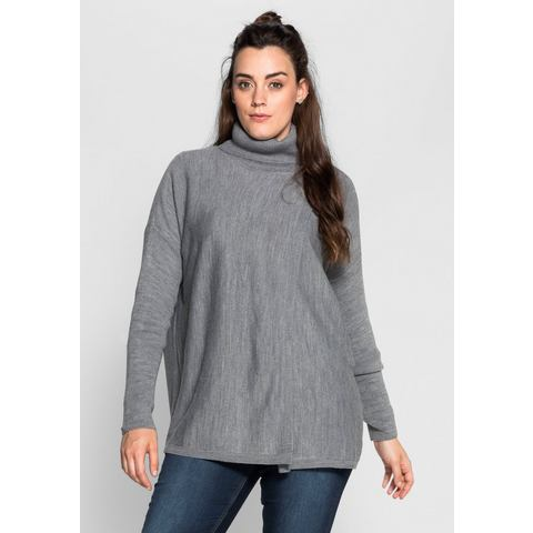 NU 15% KORTING: SHEEGO CASUAL trui in iets oversized model