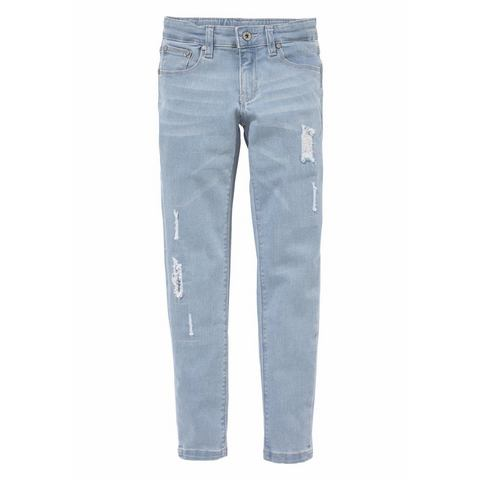 NU 20% KORTING: ARIZONA jeans Super Skinny, voor meisjes