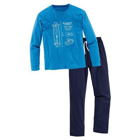 NU 15% KORTING: BUFFALO lange pyjama
