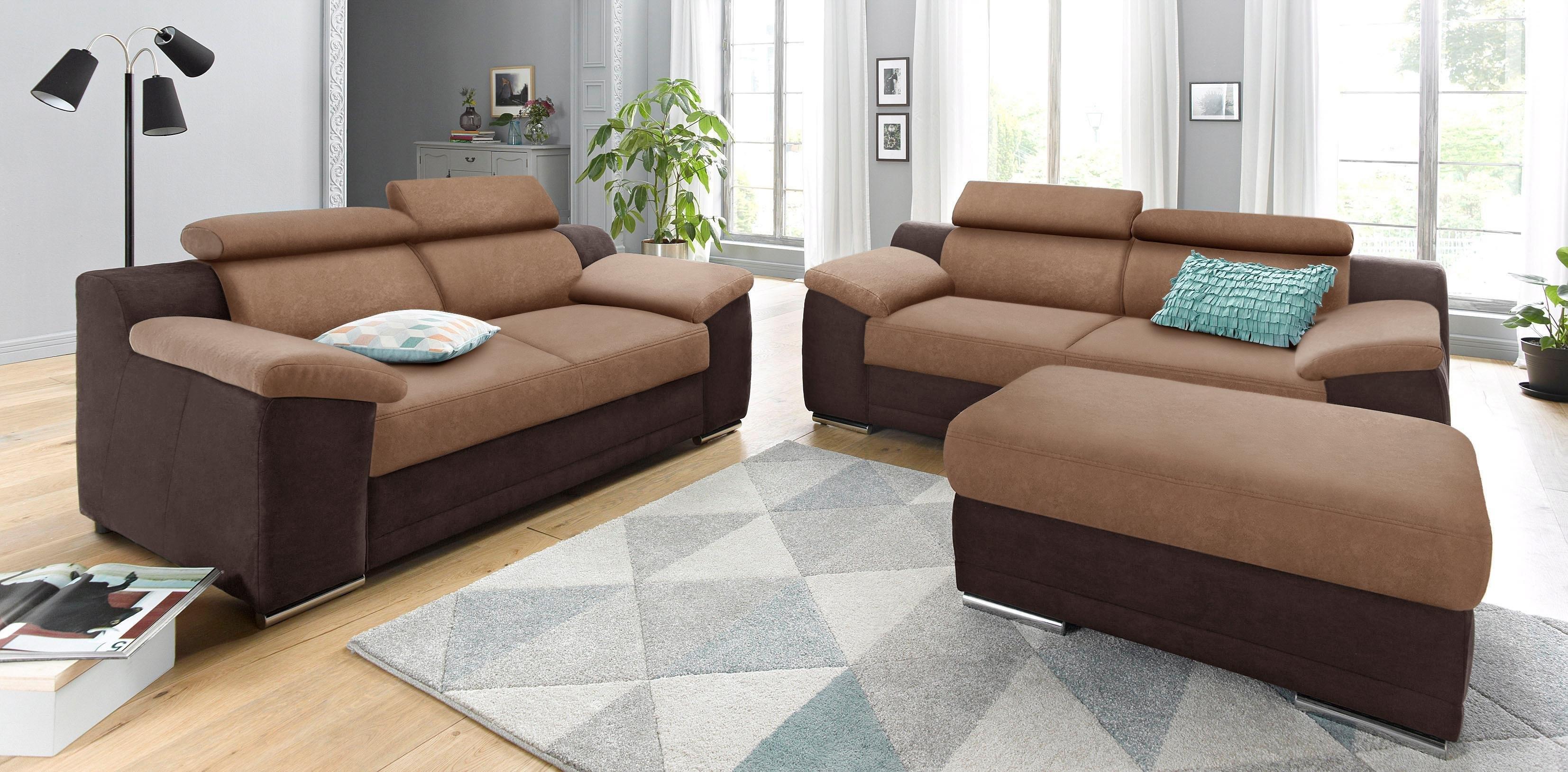 2 3 zitsbanken online bestellen kijk hier otto. Black Bedroom Furniture Sets. Home Design Ideas