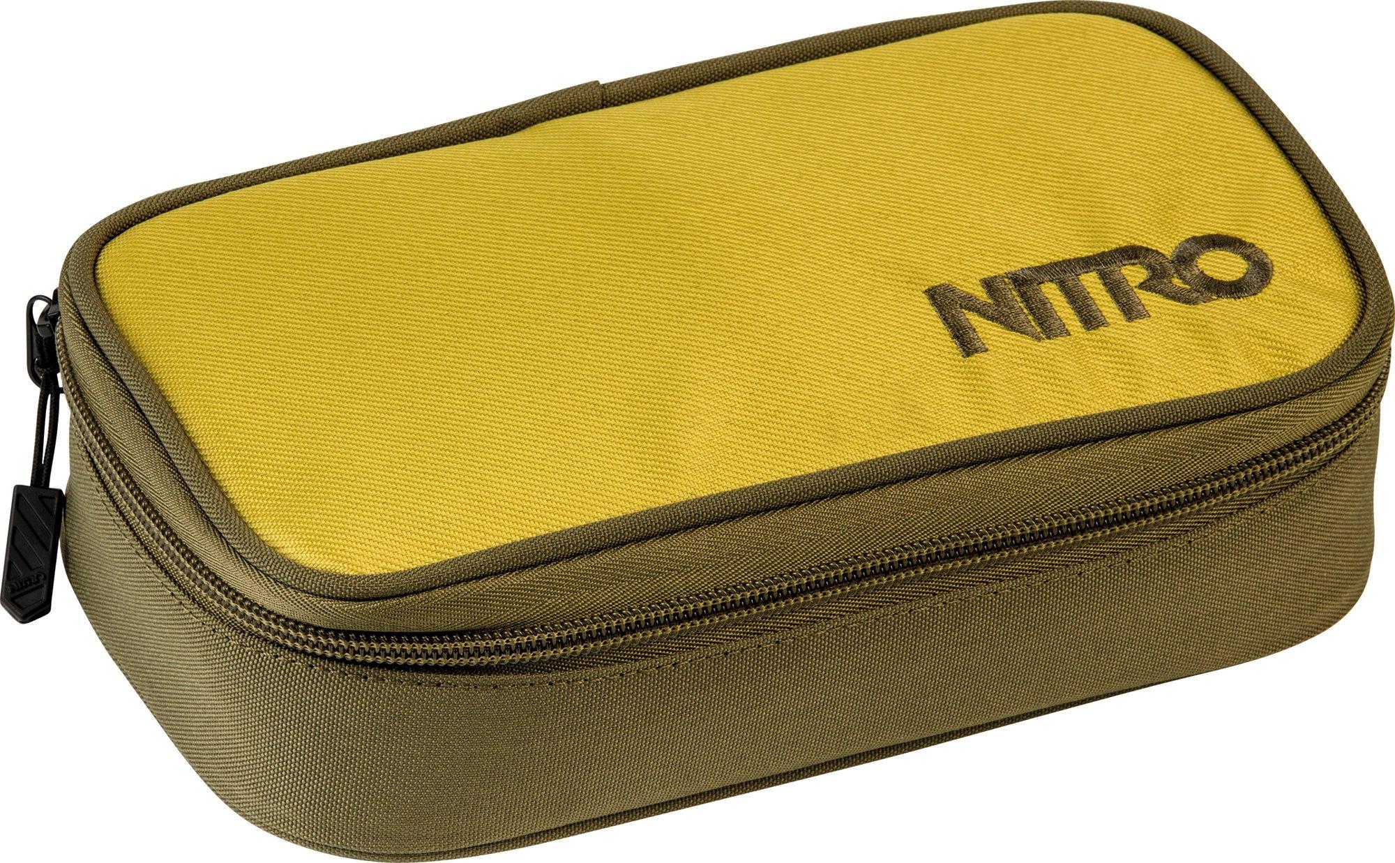 Nitro schrijfetui, »Pencil Case XL Golden Mud« nu online bestellen