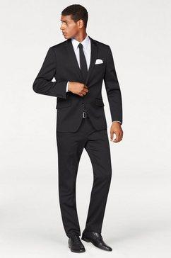 bruno banani pak, 4-delig (met stropdas en pochet) zwart