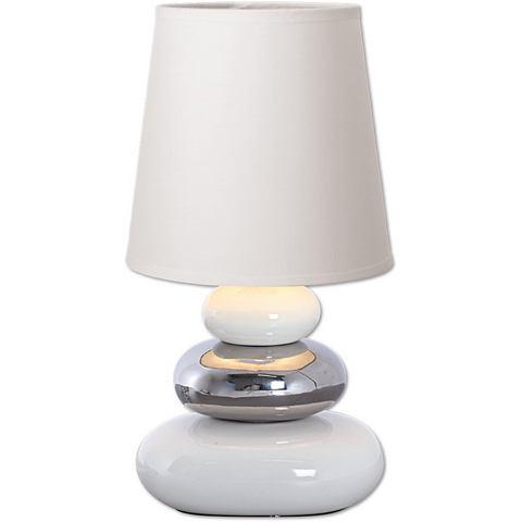 NÄVE Tafellamp met keramiekvoet