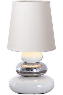 Tafellamp met keramiekvoet