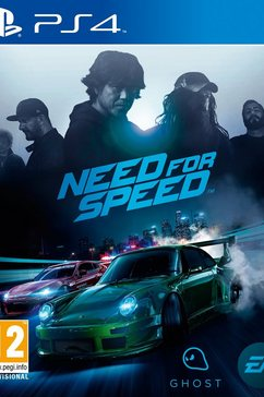 PS4, Need for Speed 2016