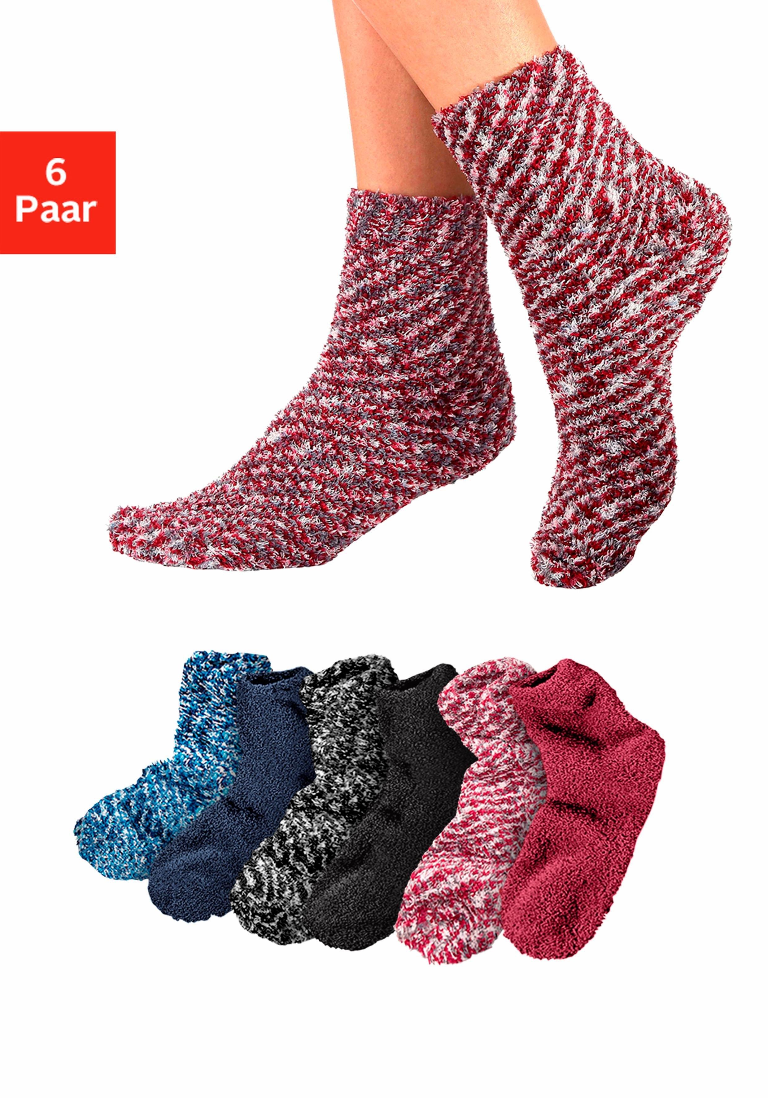 Lavana wellness-sokken (set van 6 paar) nu online kopen bij OTTO