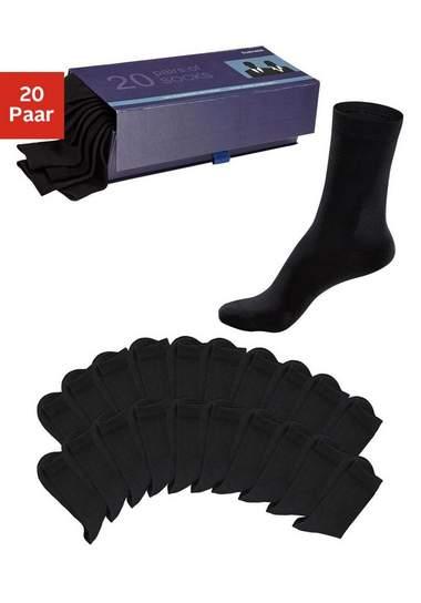TOM TAILOR sokken (set van 20 paar)