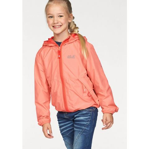 JACK WOLFSKIN windbreaker »COASTAL WIND KIDS«