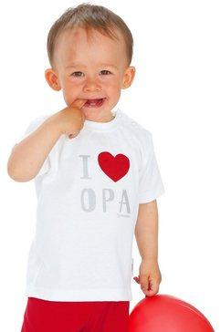 trigema t-shirt 100% katoen wit