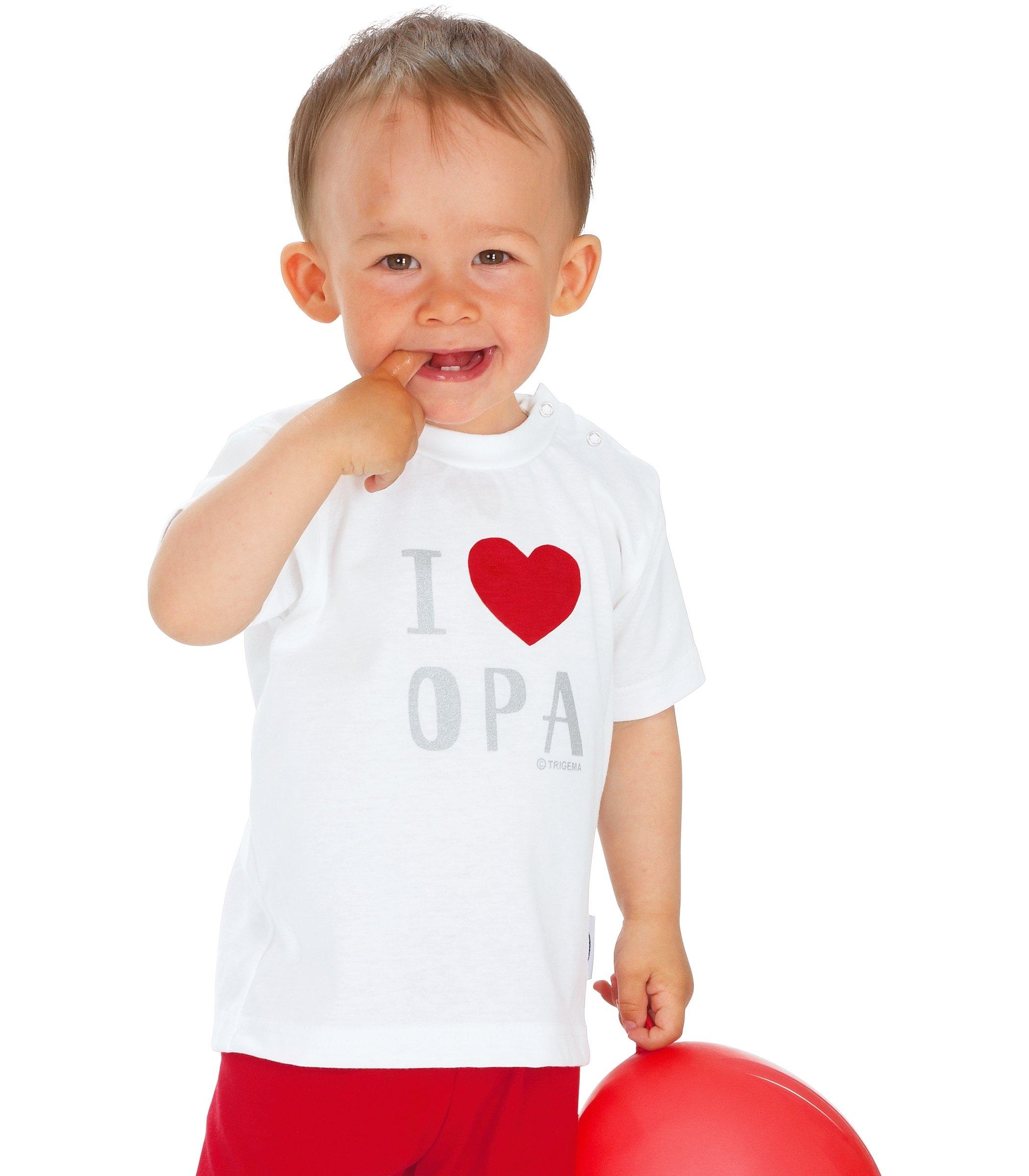 Trigema T-shirt 100% katoen voordelig en veilig online kopen