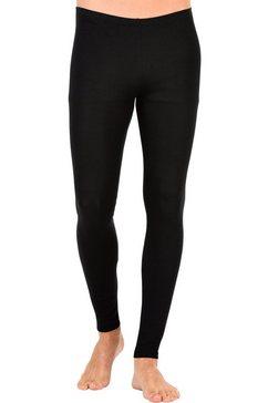 trigema leggings zwart