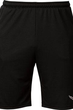 trigema shorts zwart