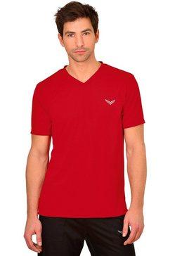 trigema shirt rood