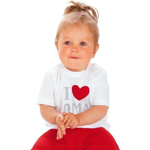 TRIGEMA T-shirt »T-shirt 100% katoen«