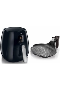 heteluchtfriteuse HD9236/20 Airfryer Viva Collection, zwart