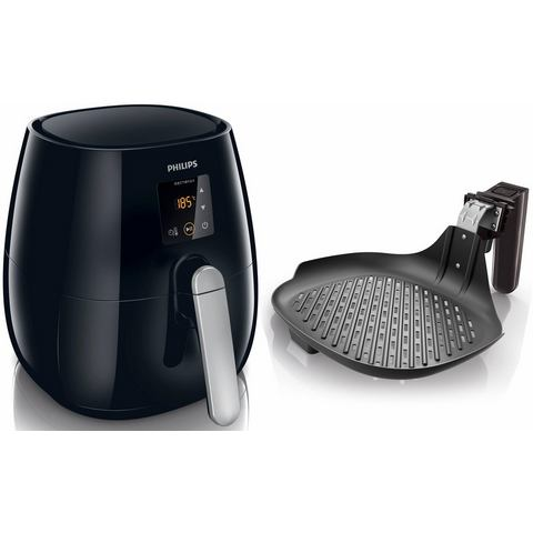 PHILIPS heteluchtfriteuse HD9236/20 Airfryer Viva Collection, zwart