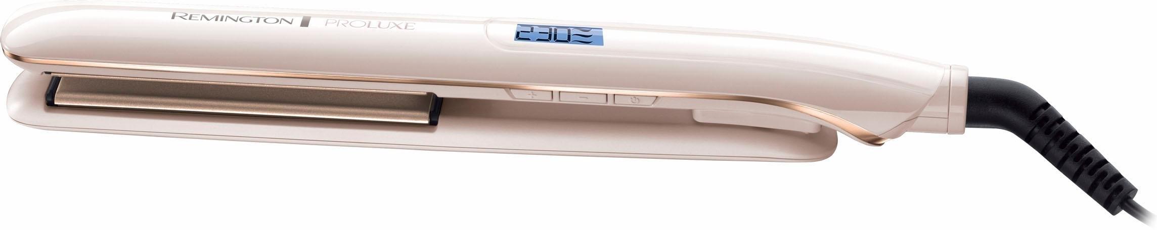 Remington straightener S9100, OPTIheat-technologie in de webshop van OTTO kopen