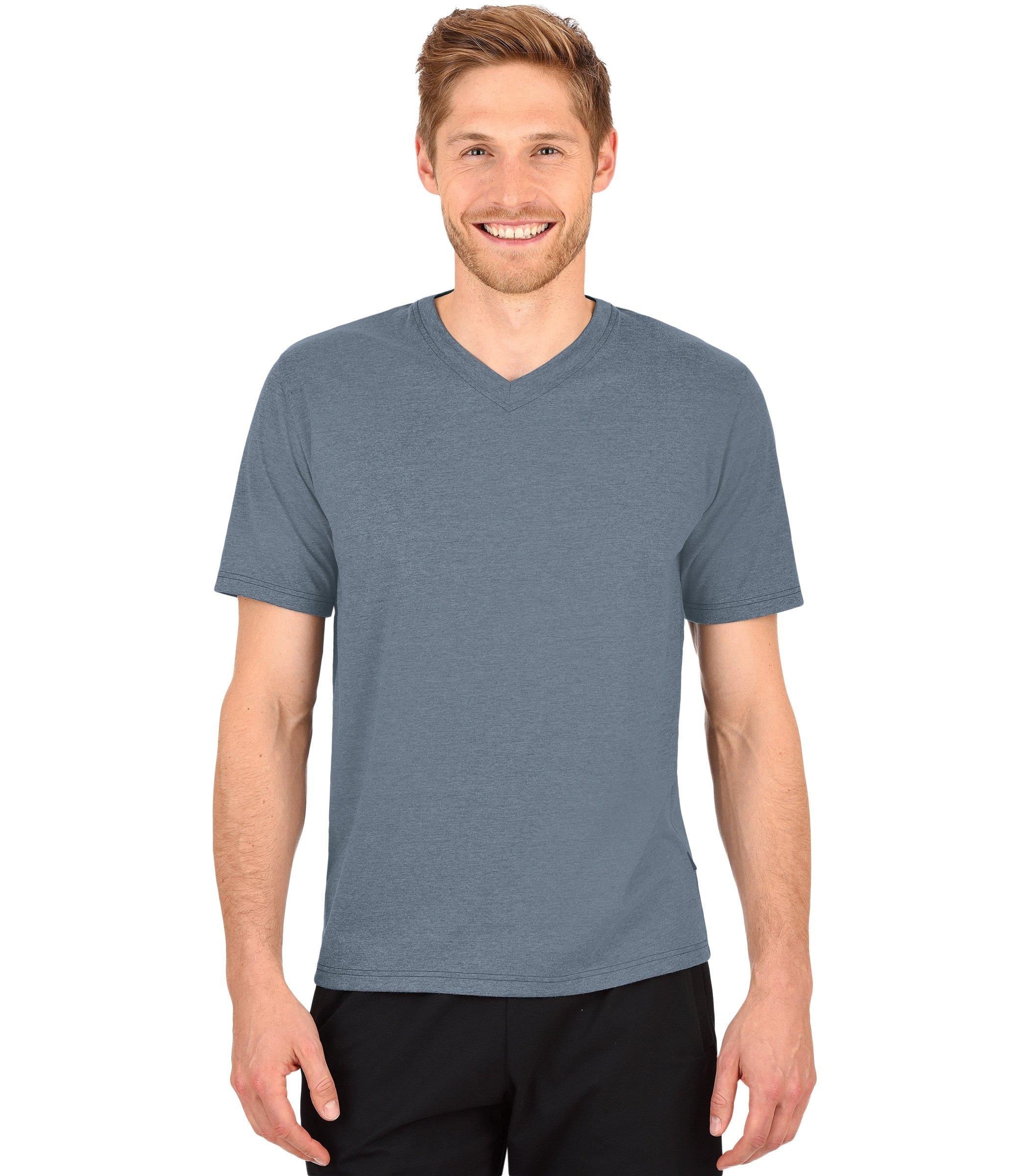 Trigema T-shirt »stevige en gemakkelijk te onderhouden katoen« online kopen op otto.nl