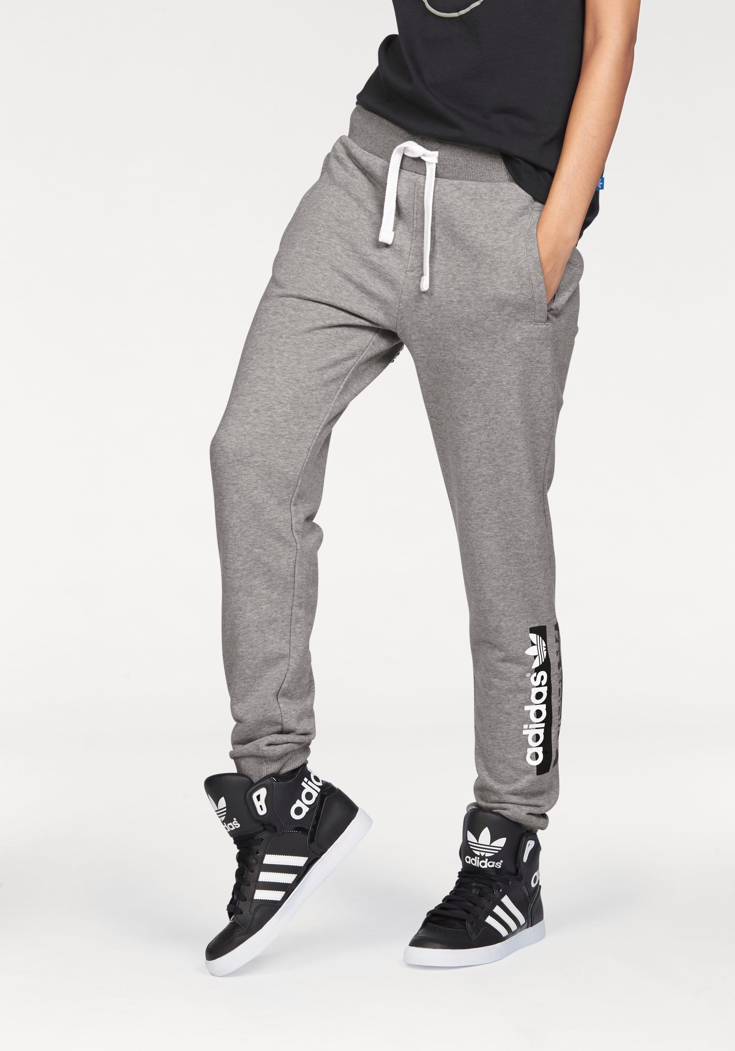 adidas originals joggingbroek »REGULAR CUFFED TRACKPANT« goedkoop op otto.nl kopen