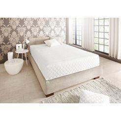 pocketveringsmatras »provita relax 1.000 t«, f.a.n. frankenstolz, 30 cm hoog wit
