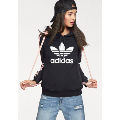 NU 15% KORTING: ADIDAS ORIGINALS capuchonsweatshirt »SLIM HOODIE«