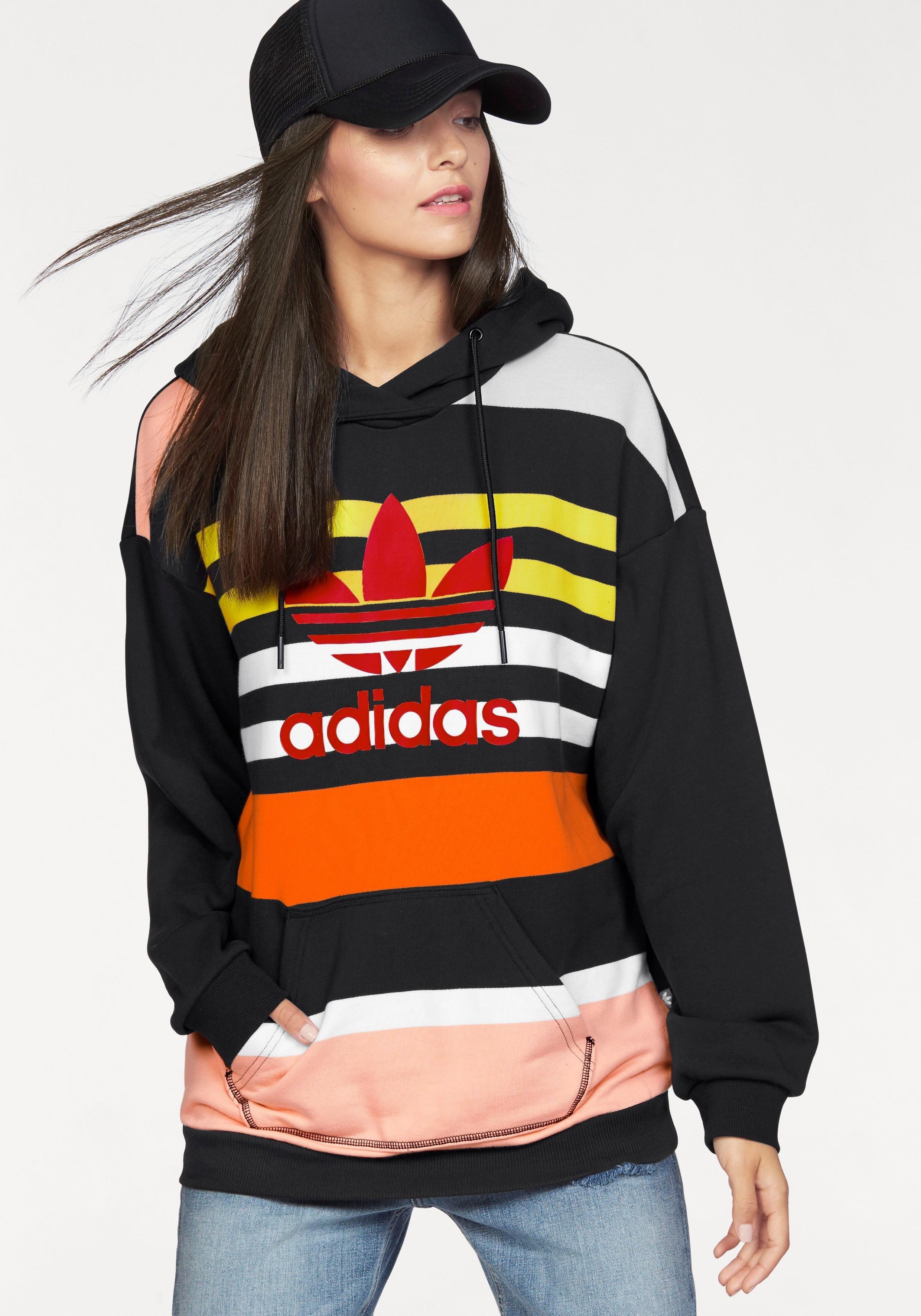 adidas Originals capuchonsweatshirt »TREFOIL HOODIE« bij OTTO online kopen
