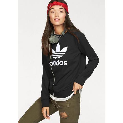 ADIDAS ORIGINALS sweatshirt »TREFOIL CREW SWEATER«