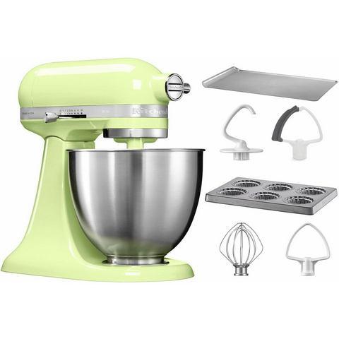 KITCHENAID® minikeukenmachine 5KSM3311XEHW met extra accessoire t.w.v. €106